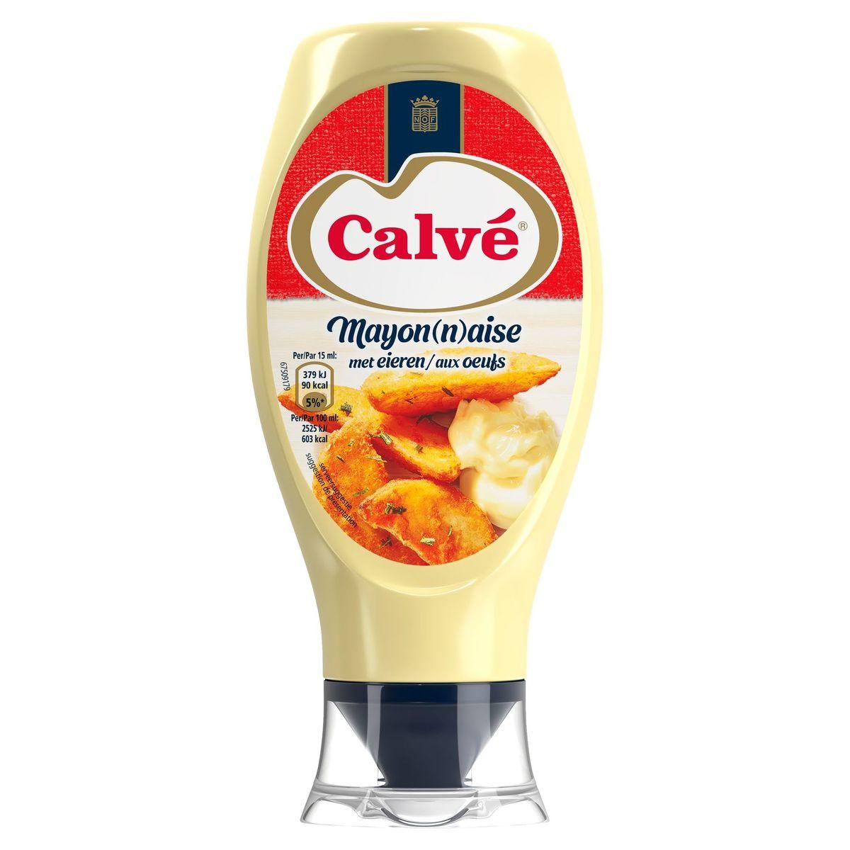 Calvé Mayonnaise Aux oeufs 430 ml