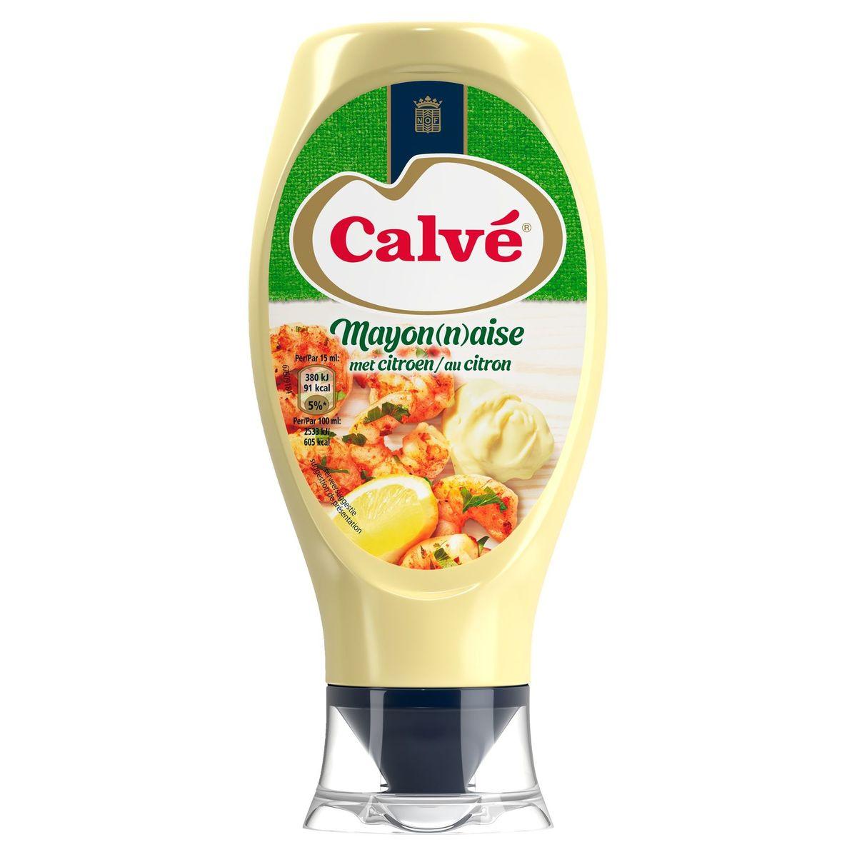 Calvé Mayonnaise au Citron 430 ml
