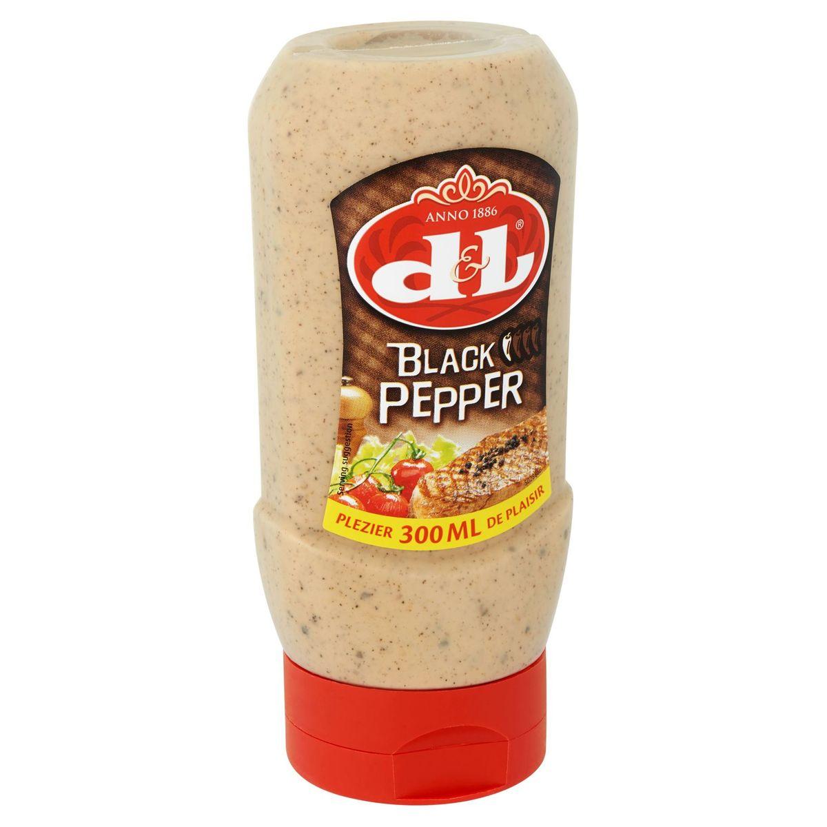 Devos Lemmens Black Pepper SQZ 300 ml