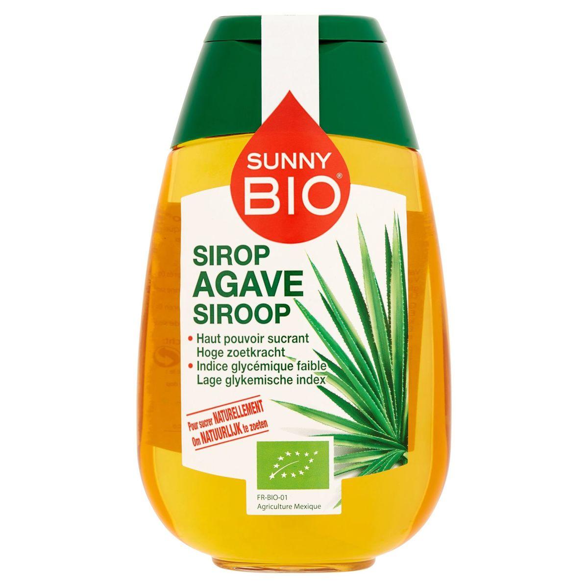 Sunny Bio Sirop Agave 500 g