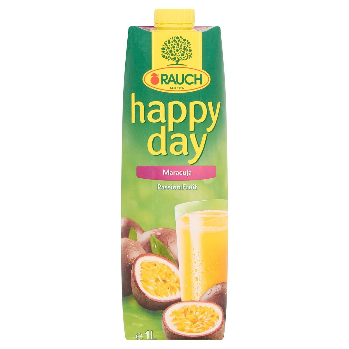 Rauch Happy Day Maracuja Passion Fruit 1 L