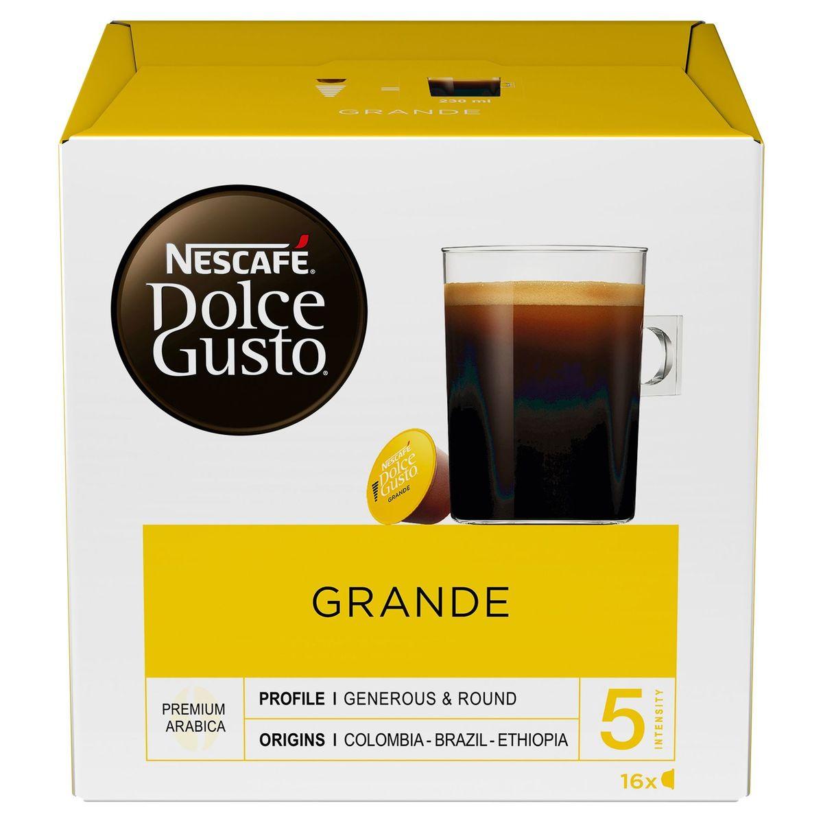 Nescafé Dolce Gusto Grande 16 Capsules 128 g