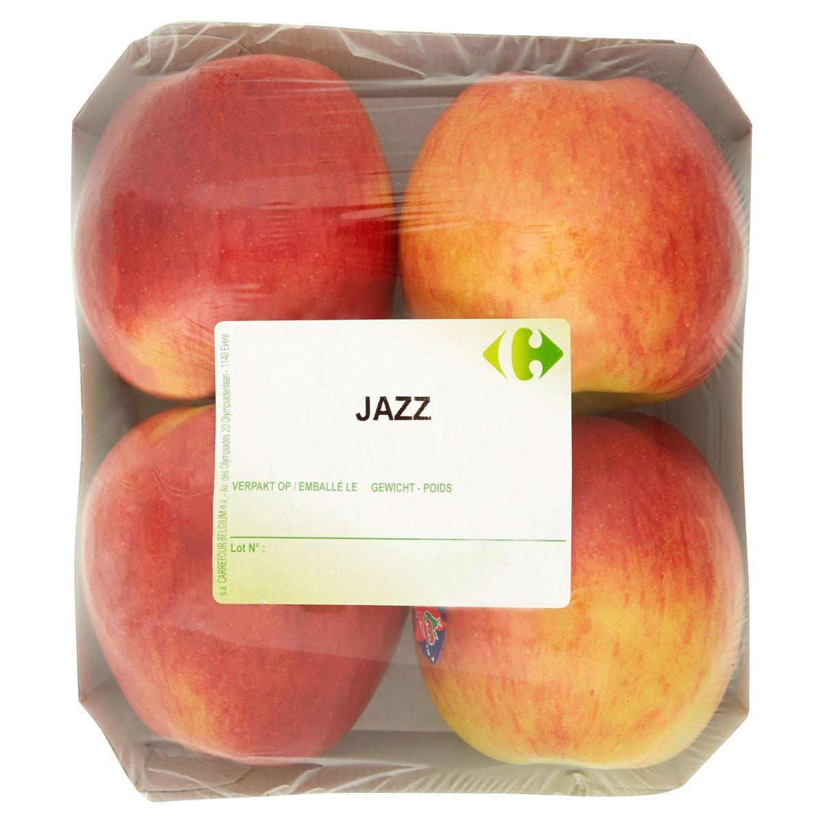 Carrefour Pomme Jazz 4 PCS