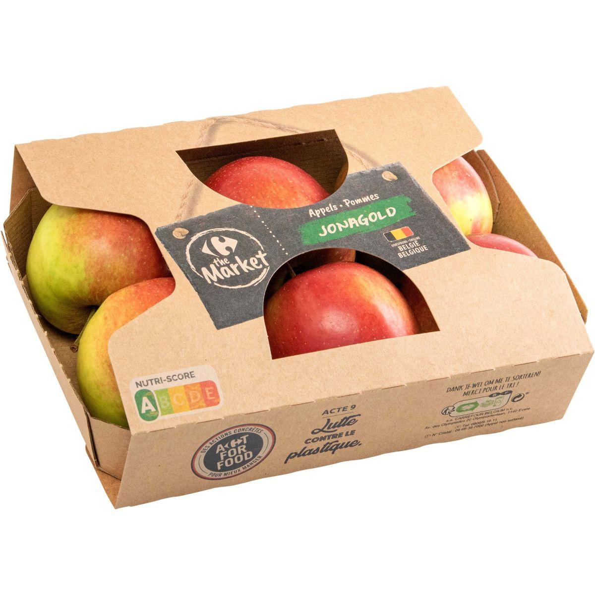 Carrefour Jonagold Pommes 6pcs
