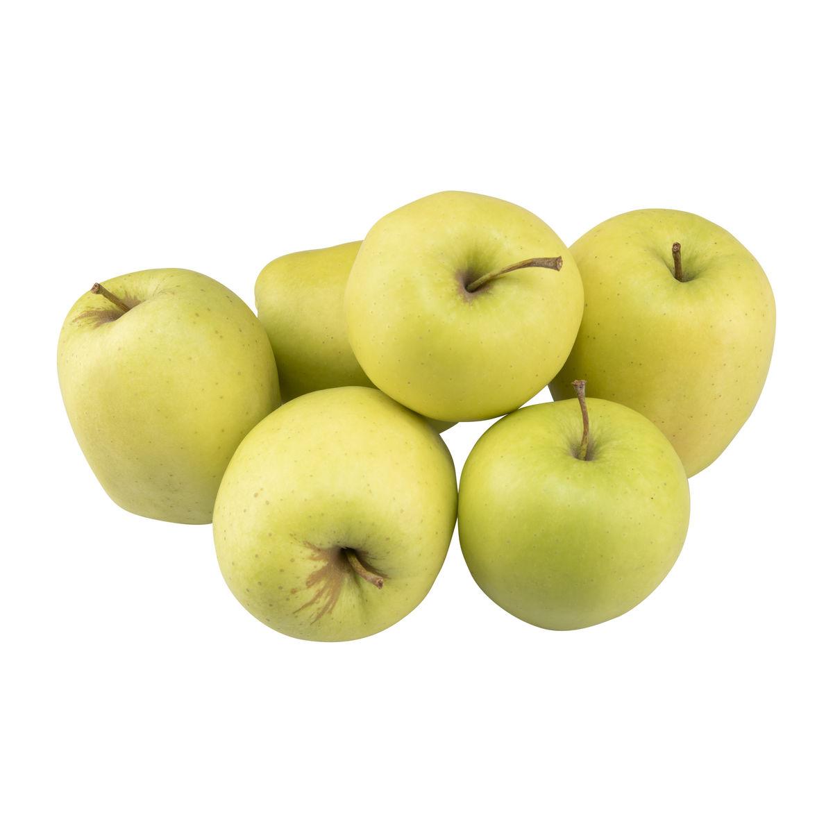 Carrefour Pomme Golden 6 PCS