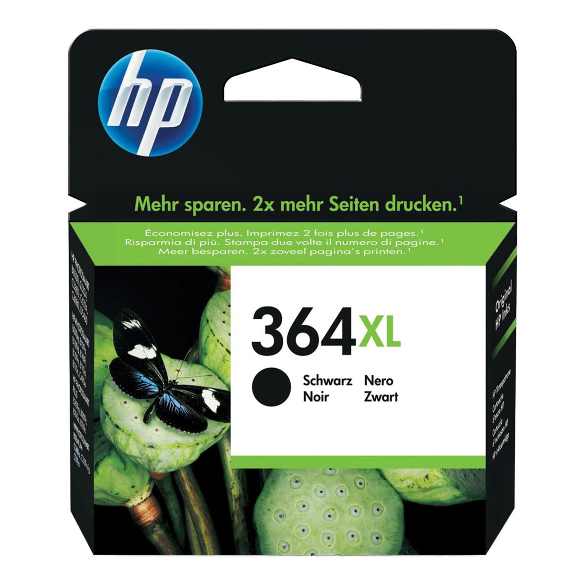 HP - Inktcartridge 364XL - Zwart