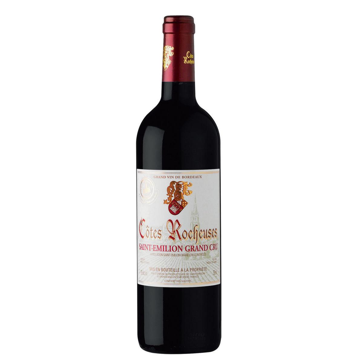 France Bordeaux St-Emilion Côtes Rocheuses Rouge