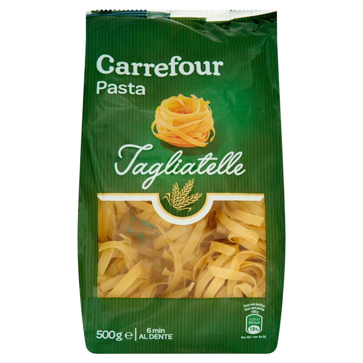 Carrefour Pasta Tagliatelle 500 g