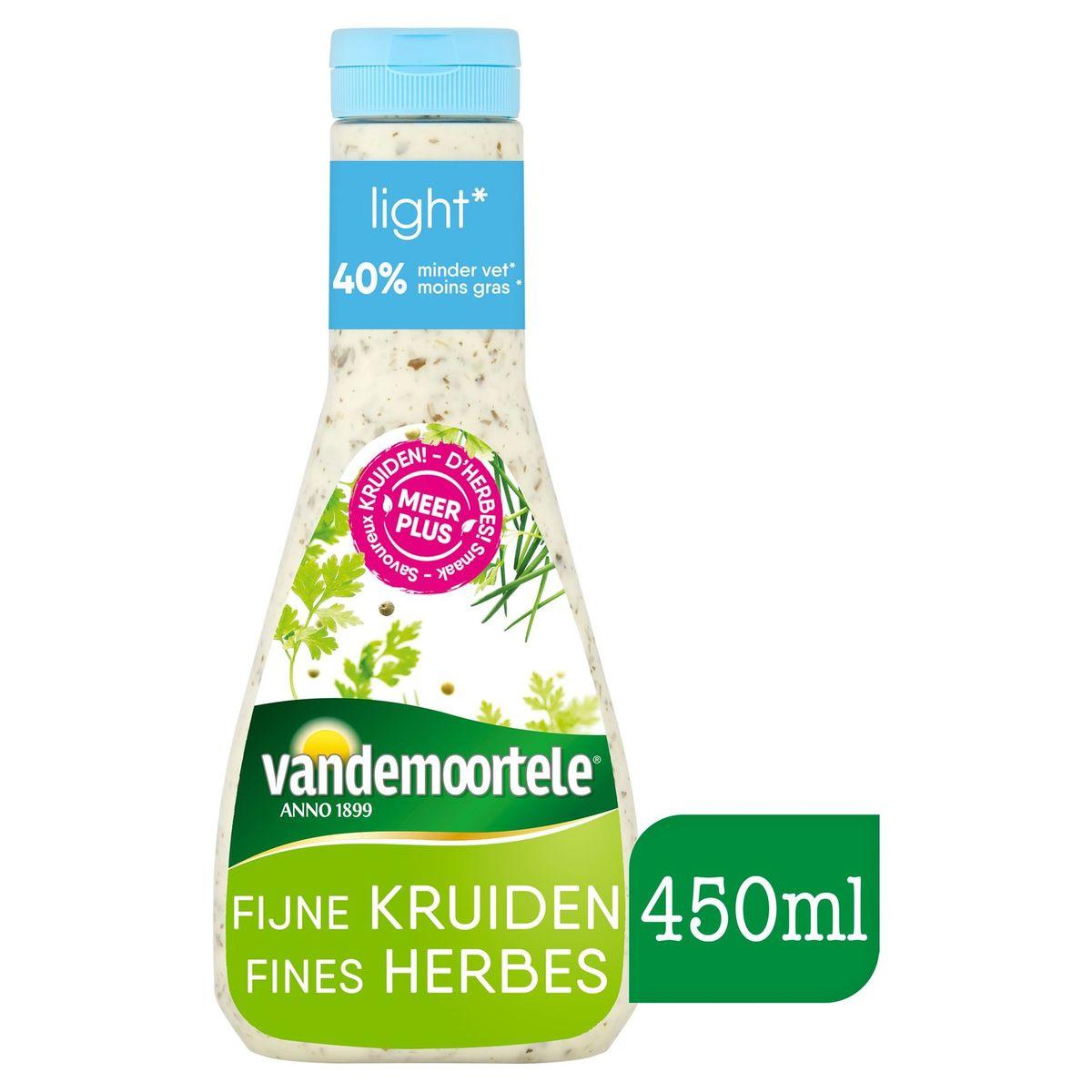 Vandemoortele Fijne Kruiden 450 ml