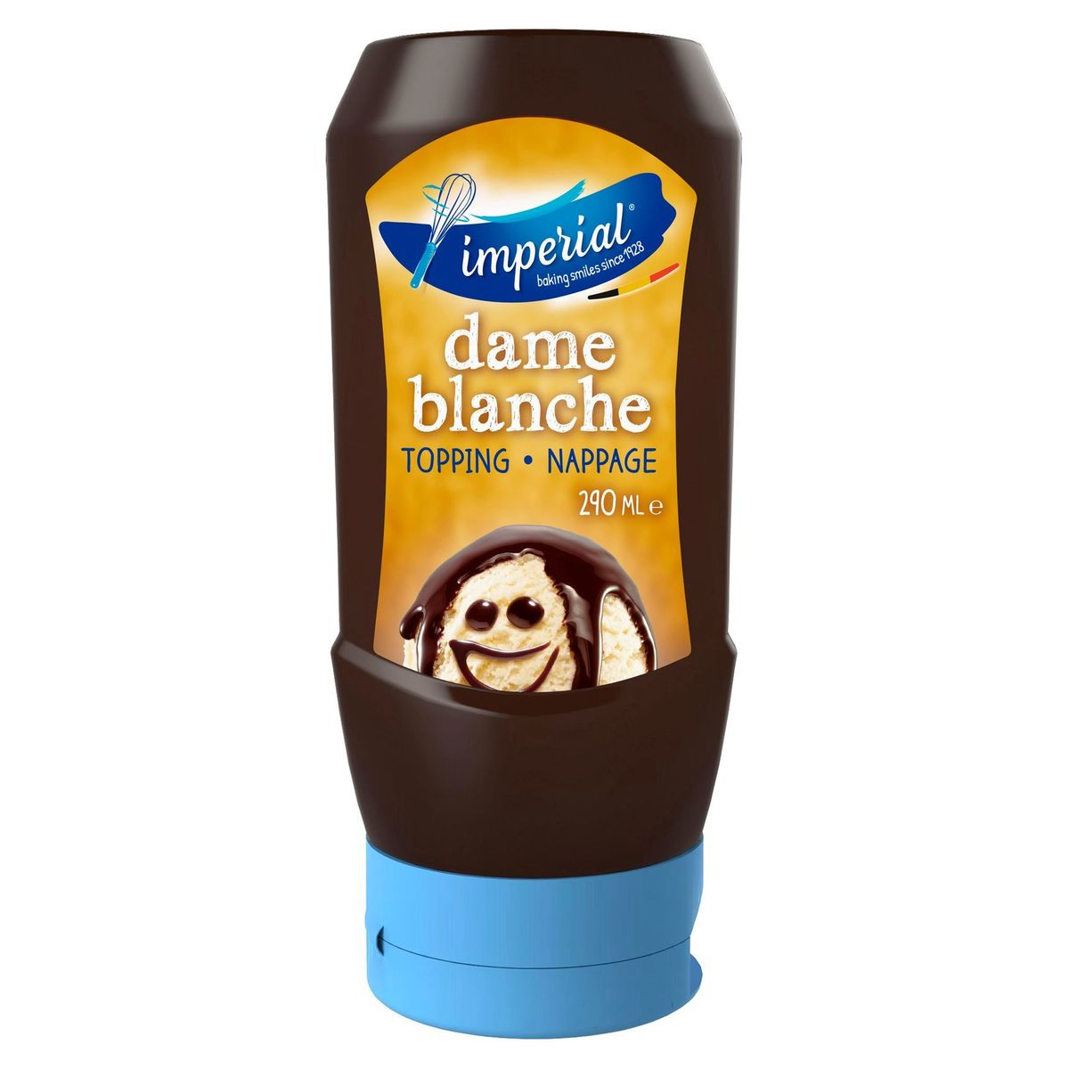 Imperial Topping Dame Blanche 290 ml