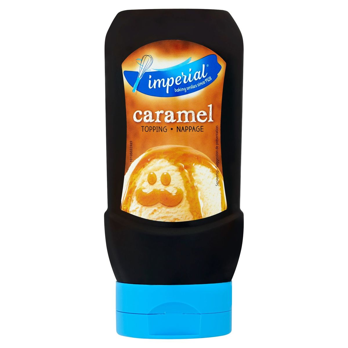 Imperial Caramel Topping Nappage 290 ml