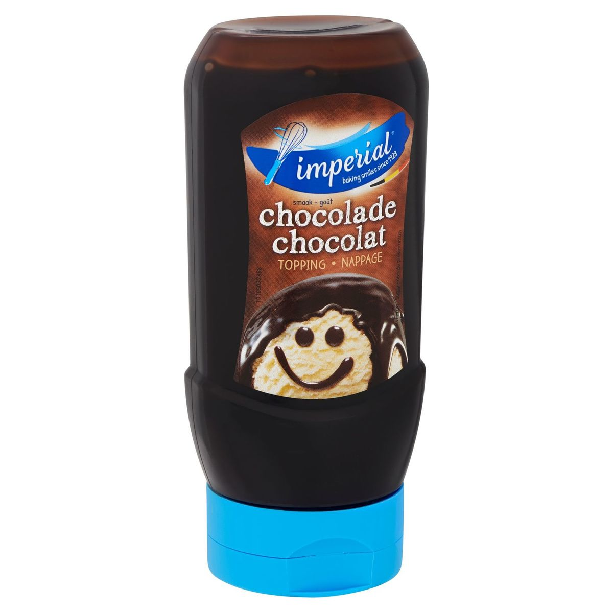 Imperial Topping Chocolade Smaak 290 ml