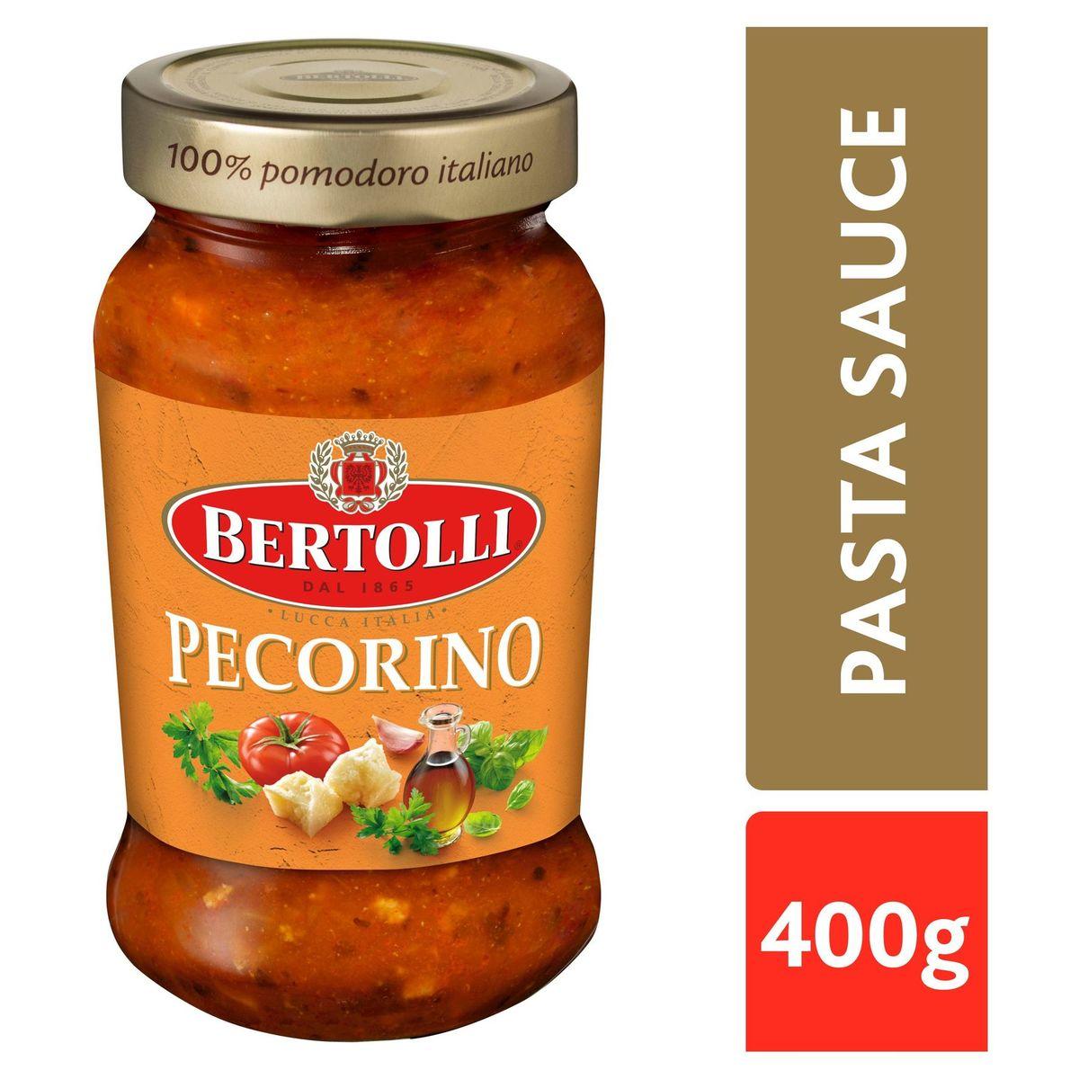 Bertolli Pastasaus Pecorino 400 g