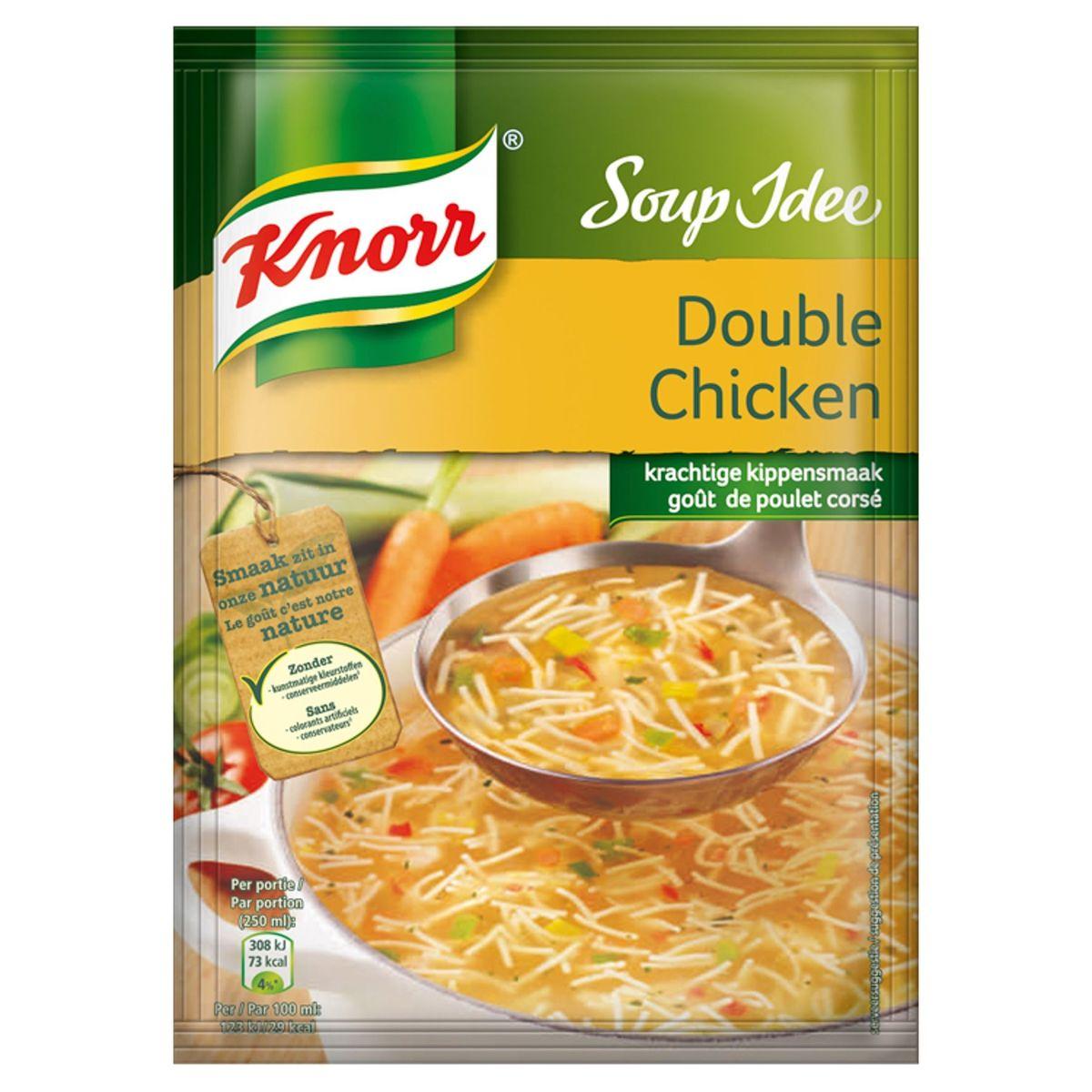 Knorr Soupe Sèche Poulet 92 g