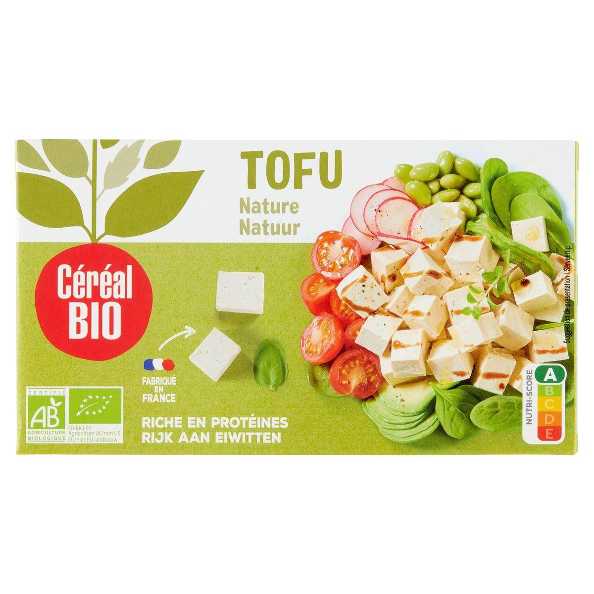 Céréal Bio Tofu Nature 2 x 125 g