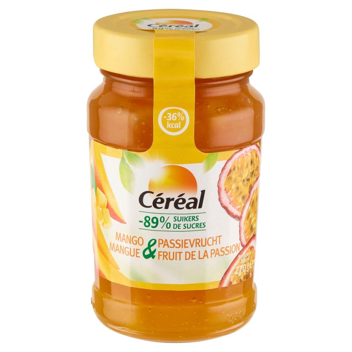 Céréal Mangue & Fruit de la Passion 270 g
