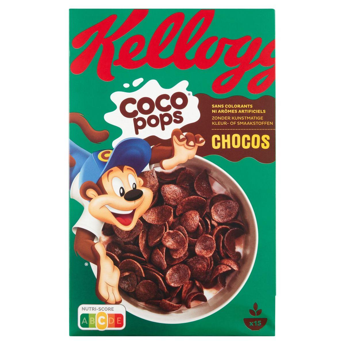 Kellogg's Coco Pops Chocos 450 g