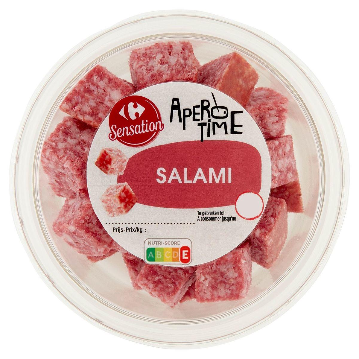 Carrefour Apero Time Salami 150 g