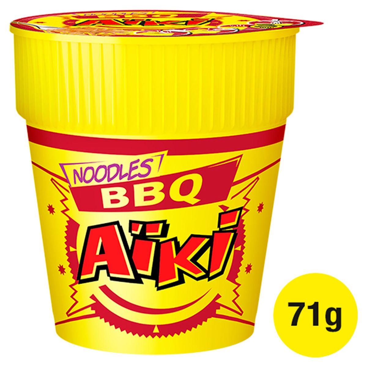 Aïki Noodles BBQ 70.5 g