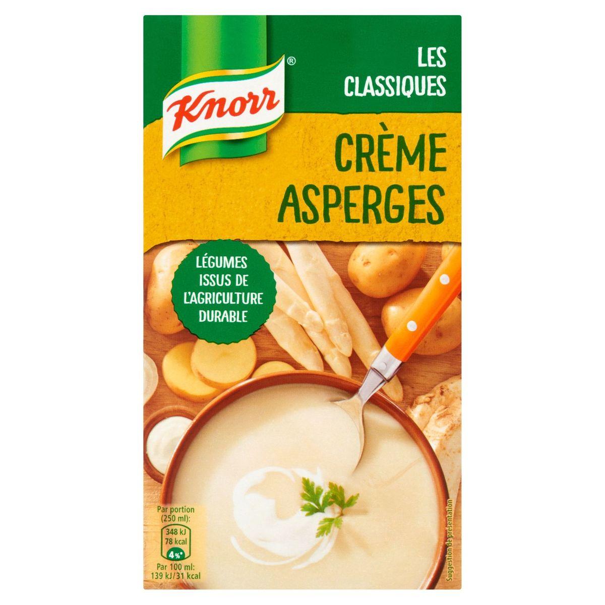 Knorr Classics Tetra Soep Asperge en Room 1 L
