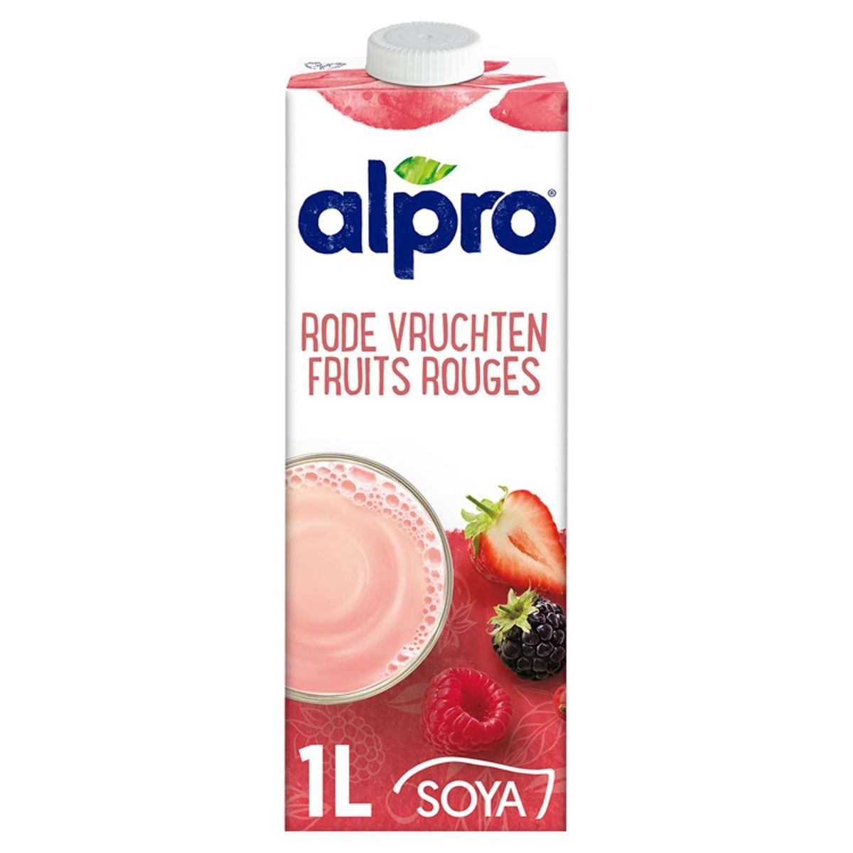 Alpro Fruits Rouges Boisson à base de Soja 1 L