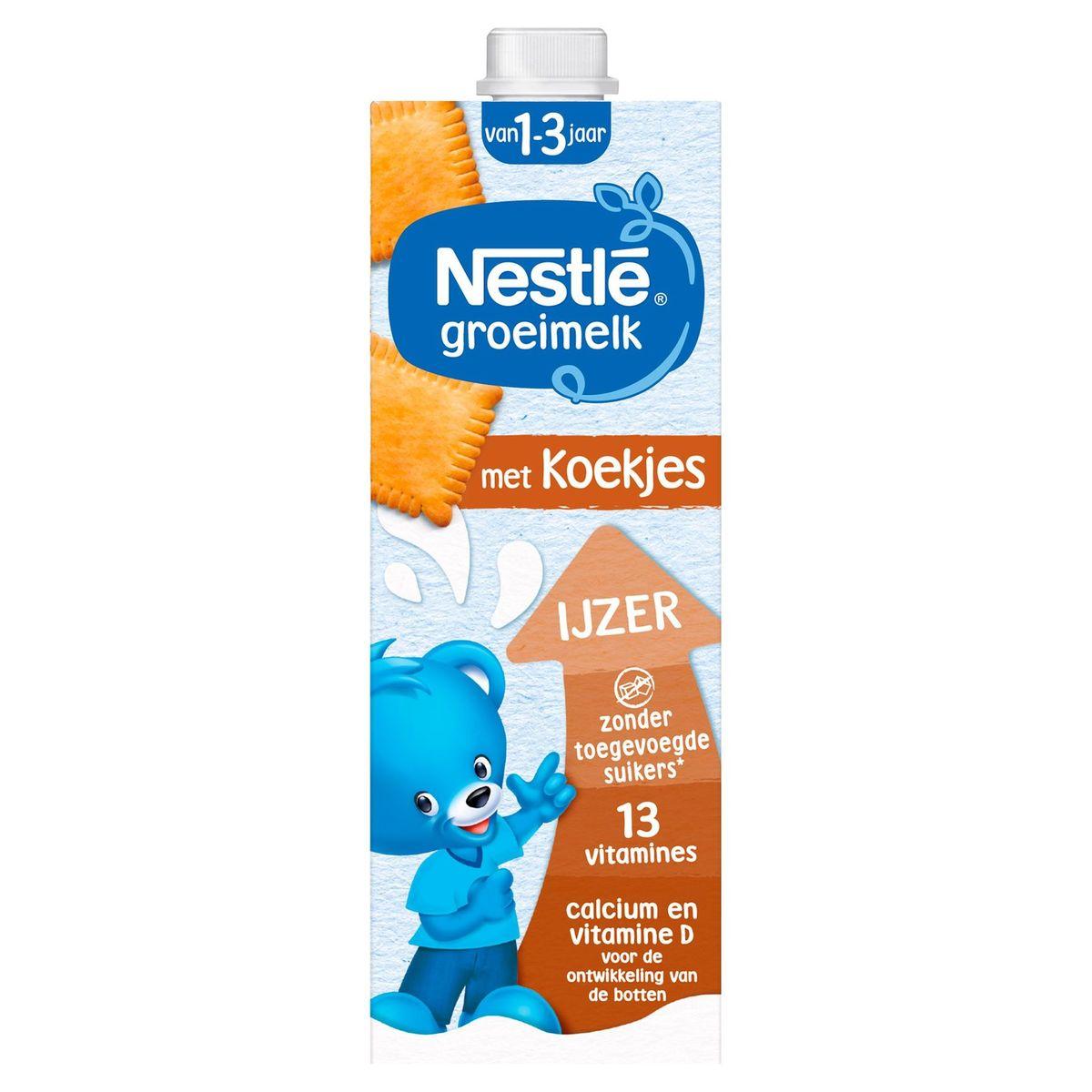 Nestlé Groeimelk met Koekjes vanaf 1 Jaar 1 L