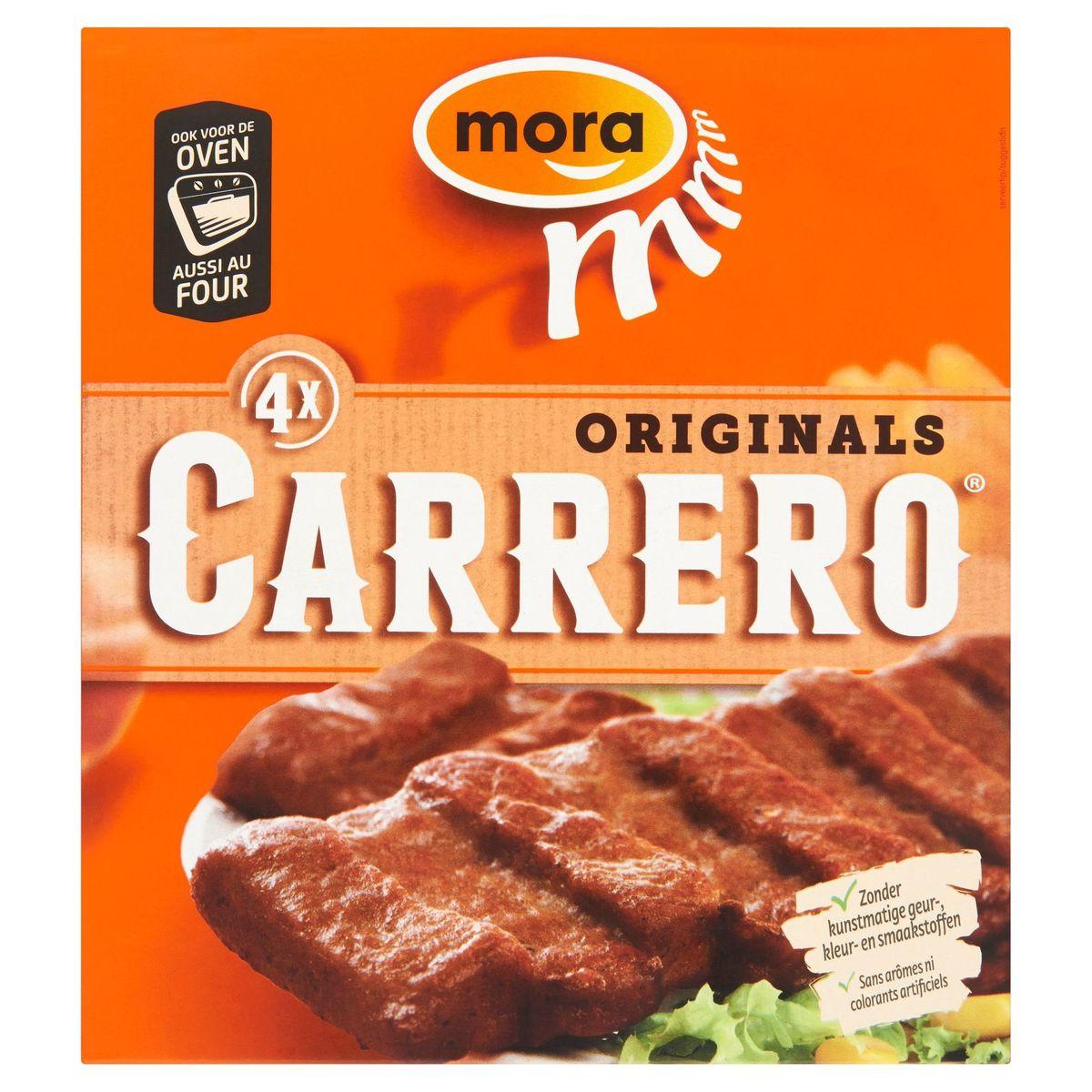 Mora Carrero Originals 4 x 100 g