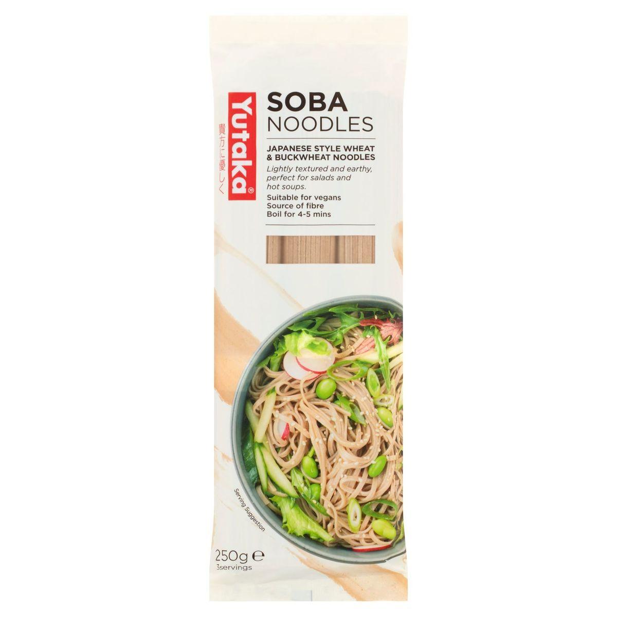 Yutaka Soba Noodles 250 g