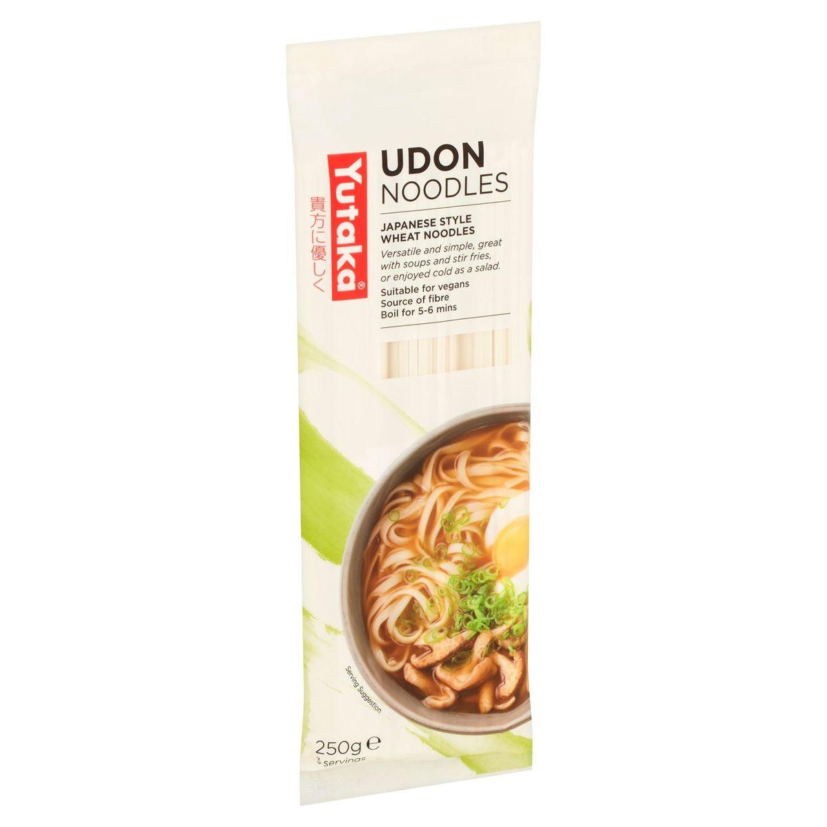 Yutaka Udon Noodles 250 g