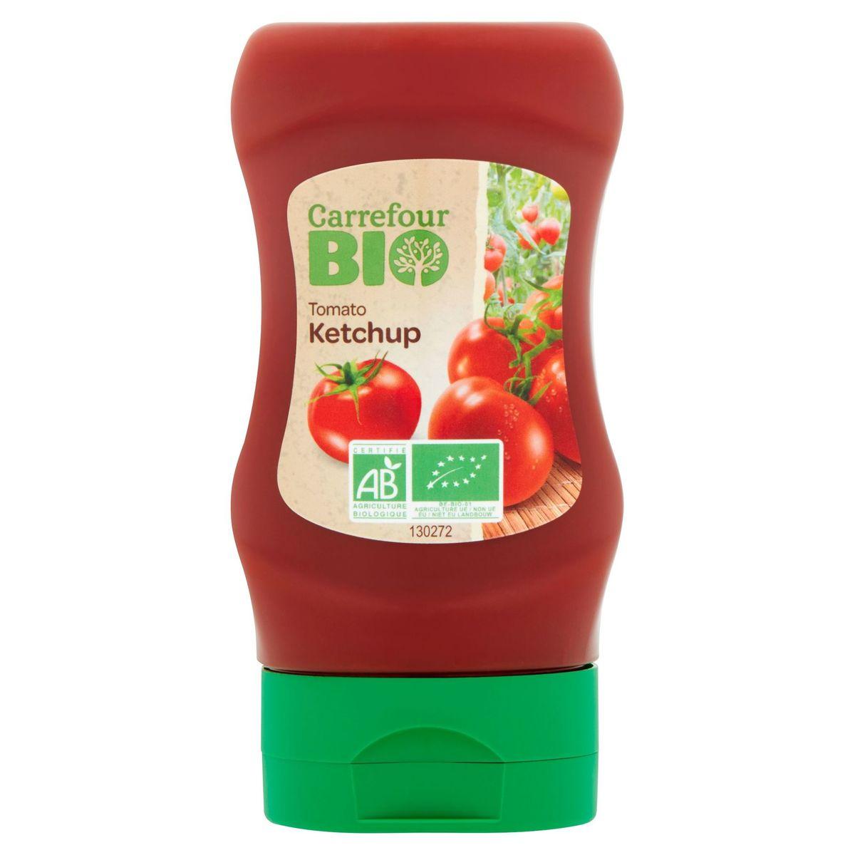 Carrefour Bio Tomato Ketchup 282 g