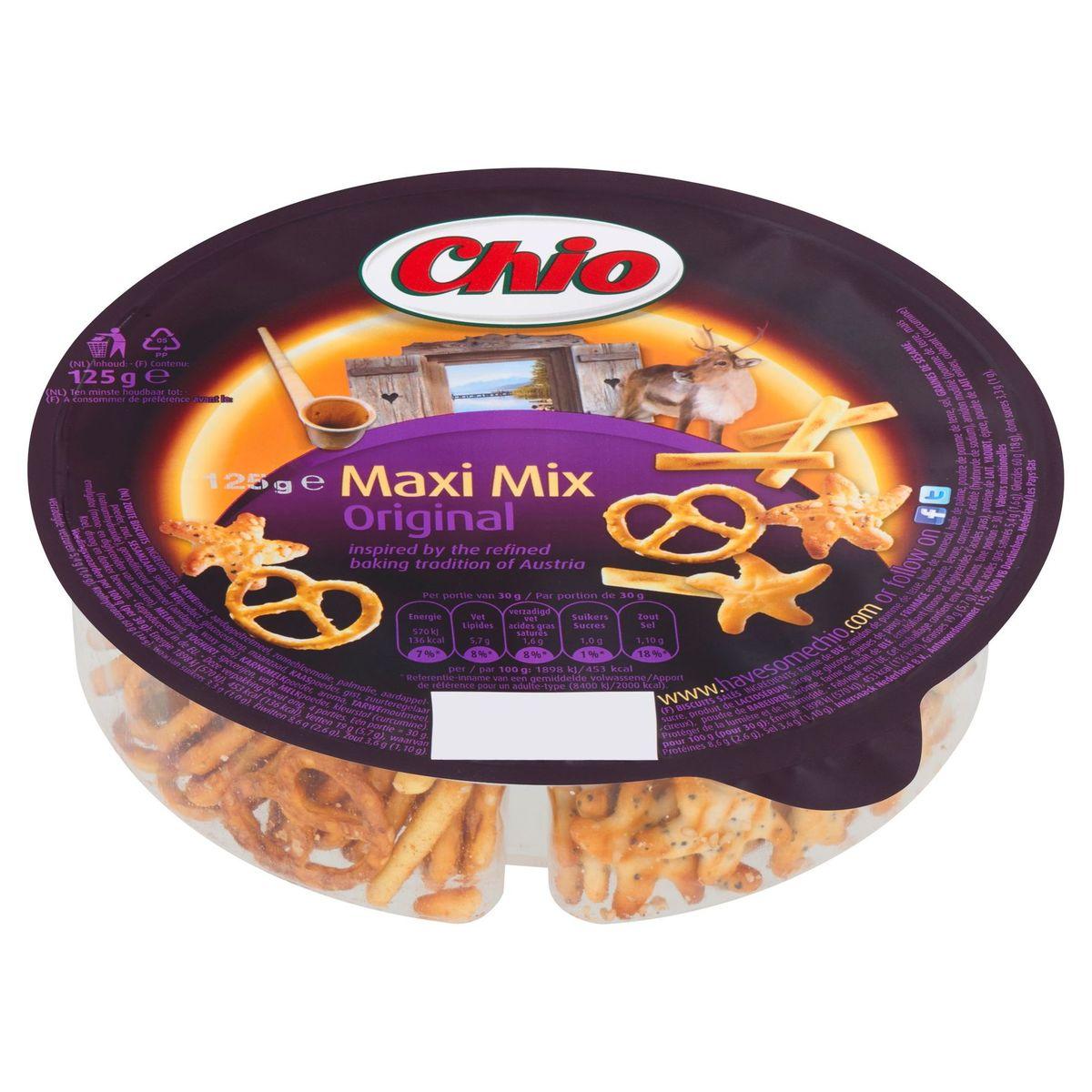 Chio Maxi Mix Original 125 g