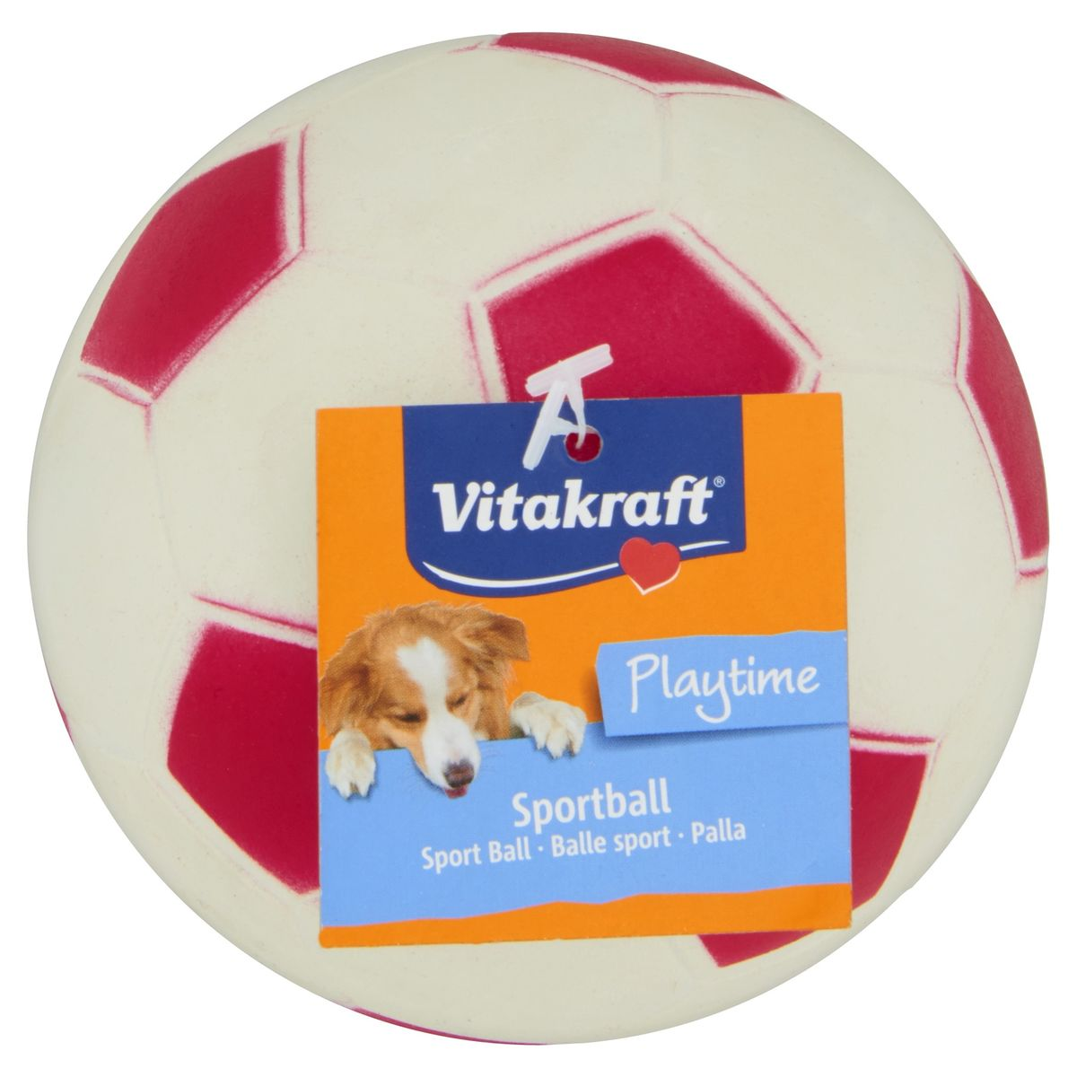 Vitakraft Playtime Sport Ball
