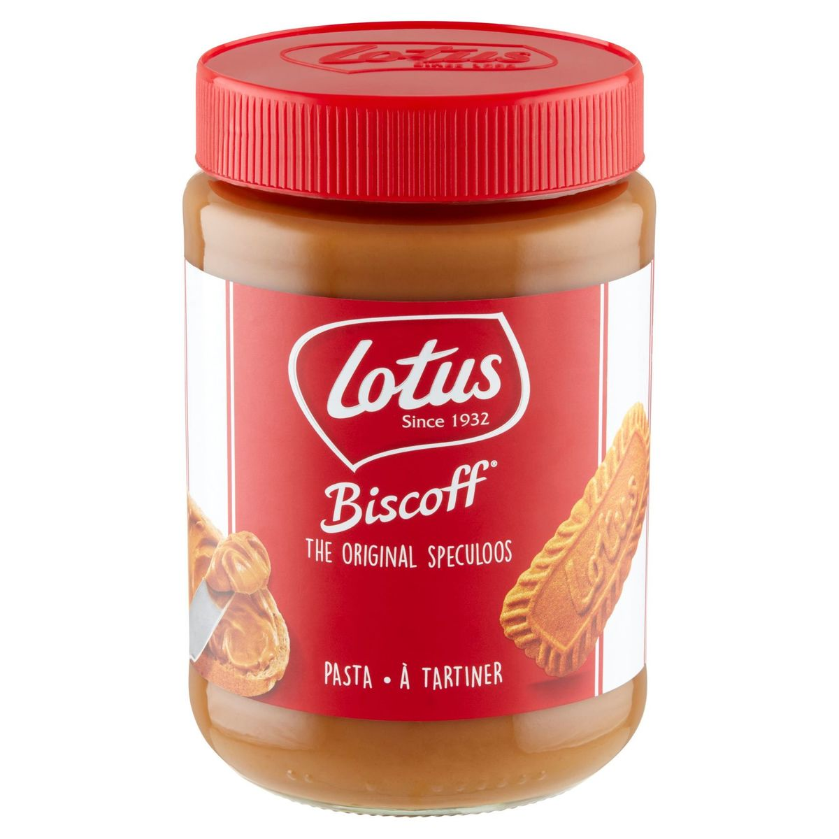 Lotus The Original Speculoos à Tartiner 720 g