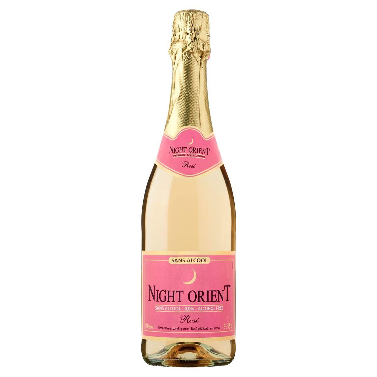 Night Orient Alcohol Free 0.0% Rosé 75 cl