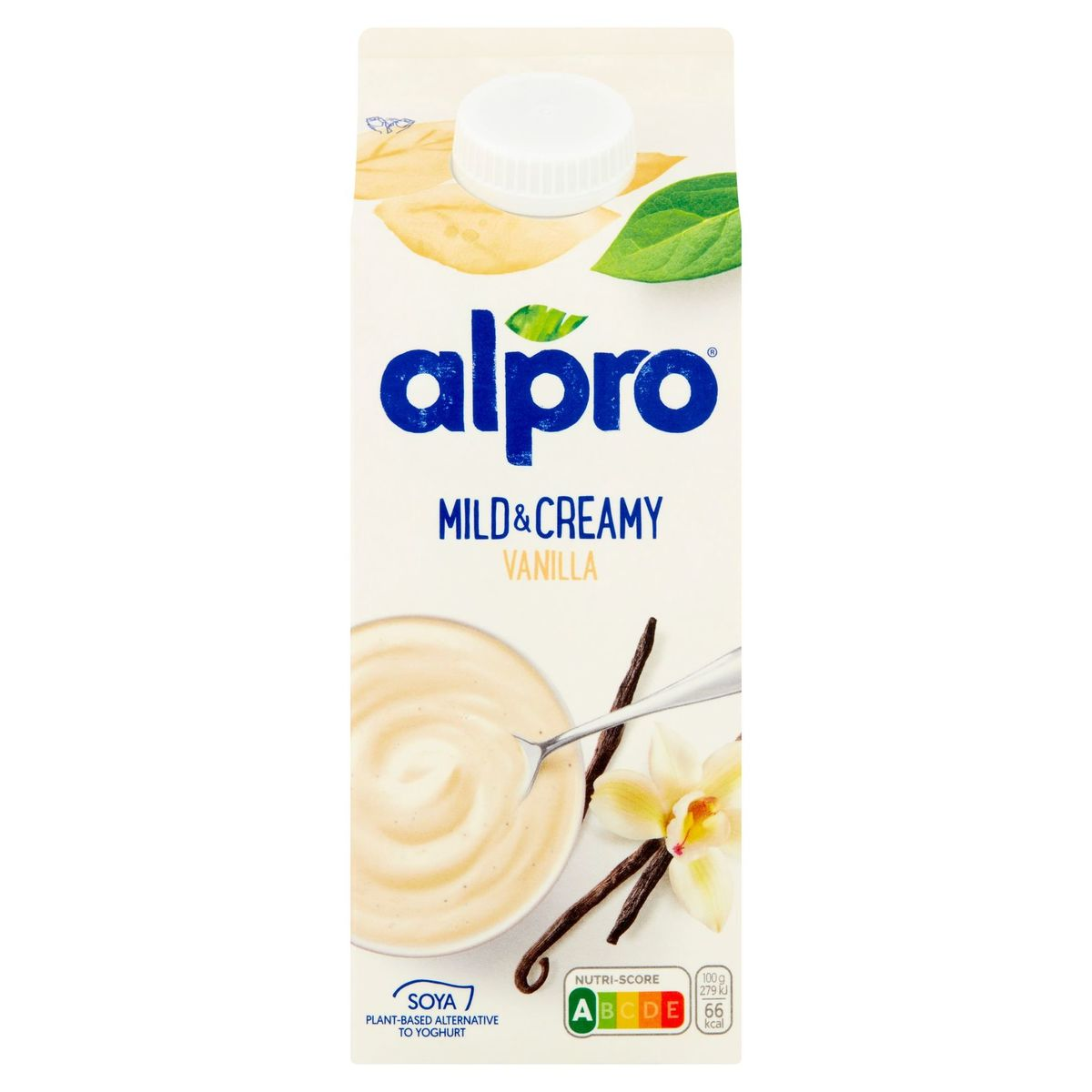 Alpro Mild & Creamy Vanilla Soya 750 g