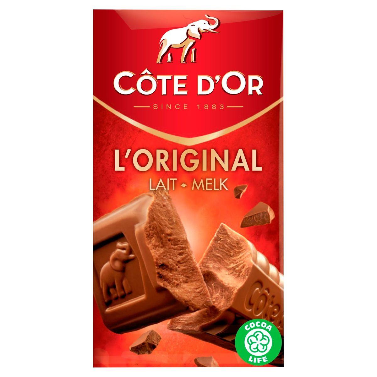 Côte d'Or L'Original Lait 200 g