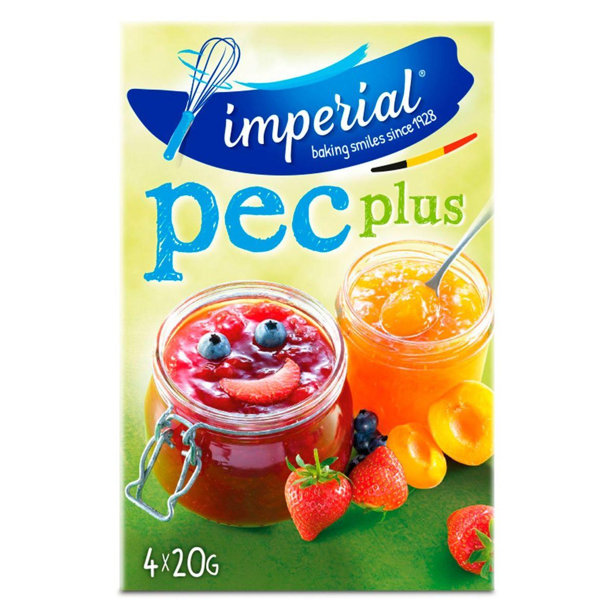 Imperial Pec Plus 4 x 20 g