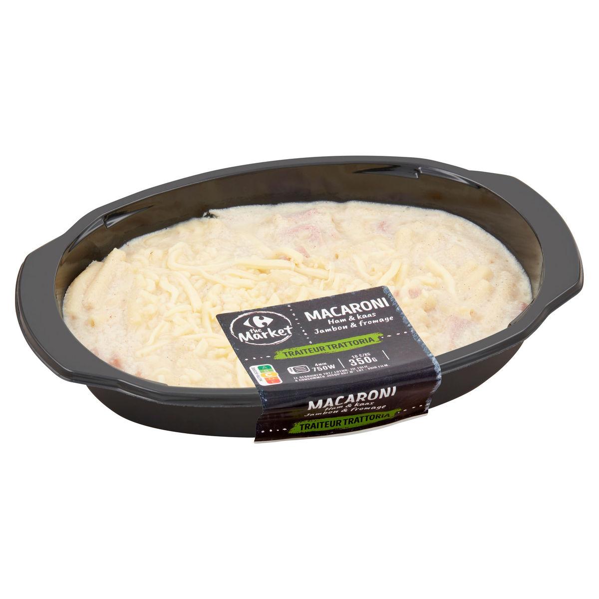 Carrefour Traiteur Trattoria Macaroni Grand-Mère 350 g