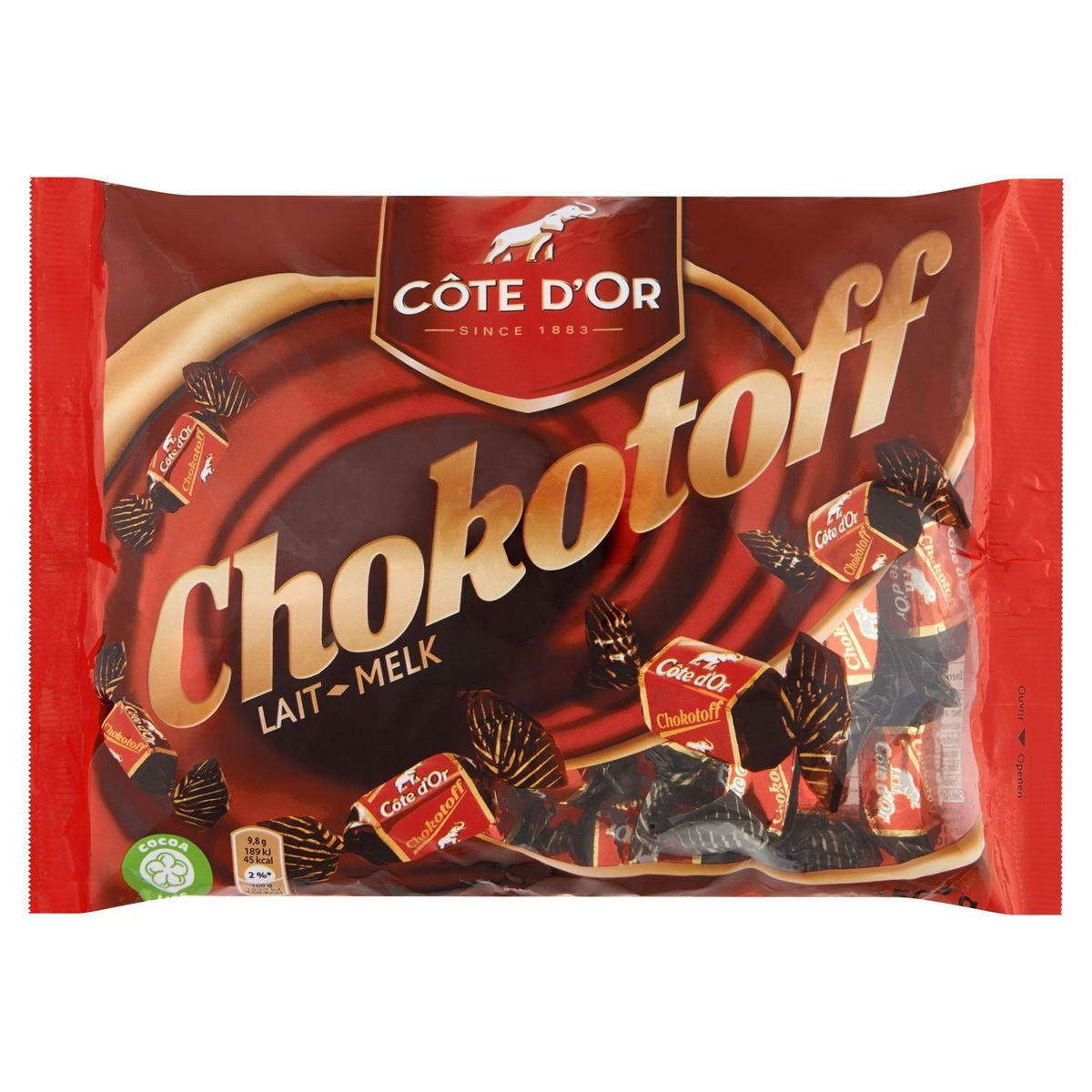 Côte d'Or Chokotoff Lait 500 g