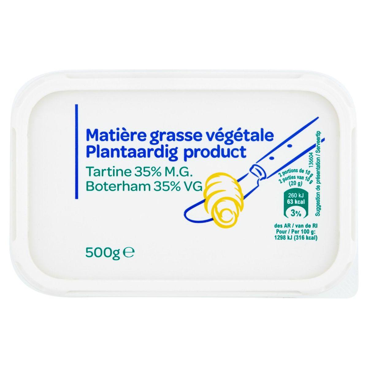 Plantaardig Product Boterham 35% VG 500 g