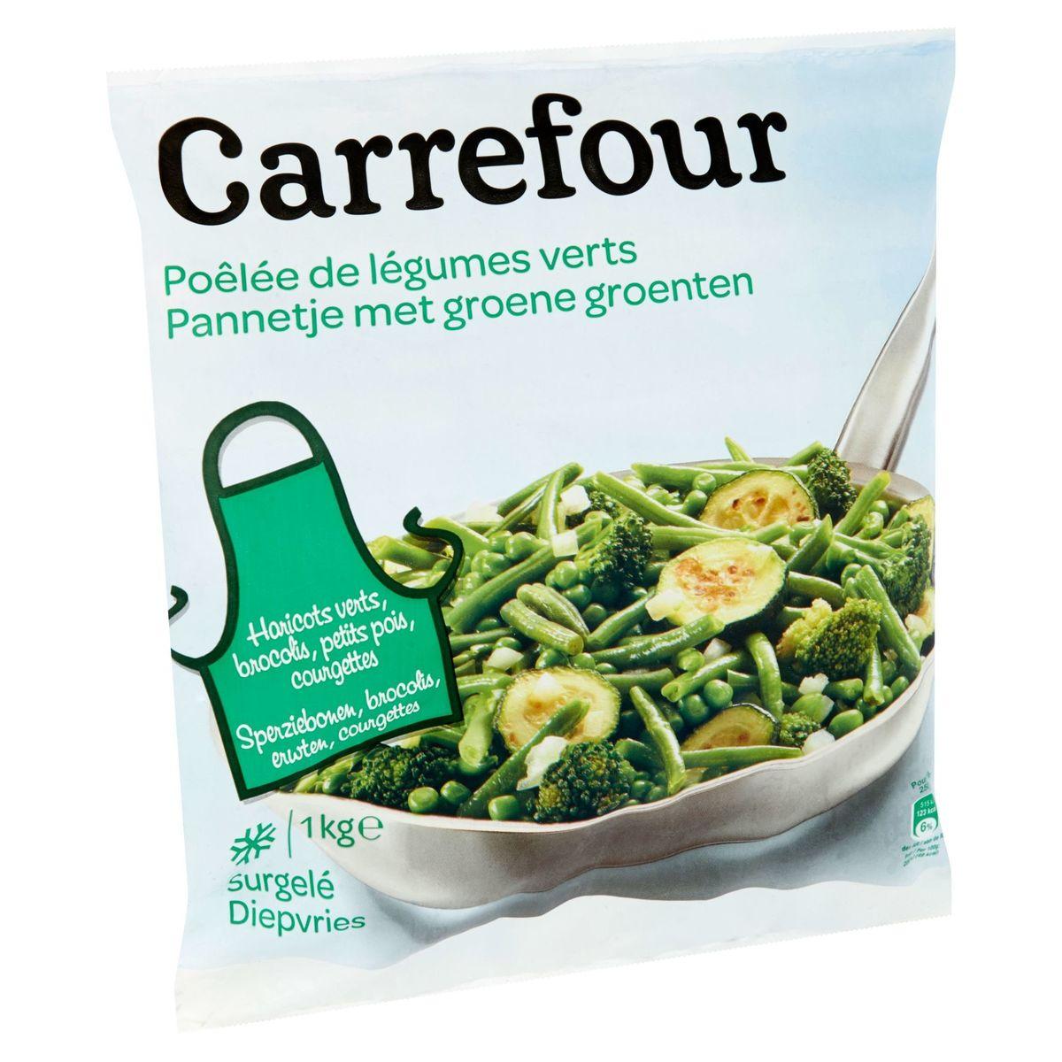 Carrefour Pannetje met Groene Groenten 1 kg