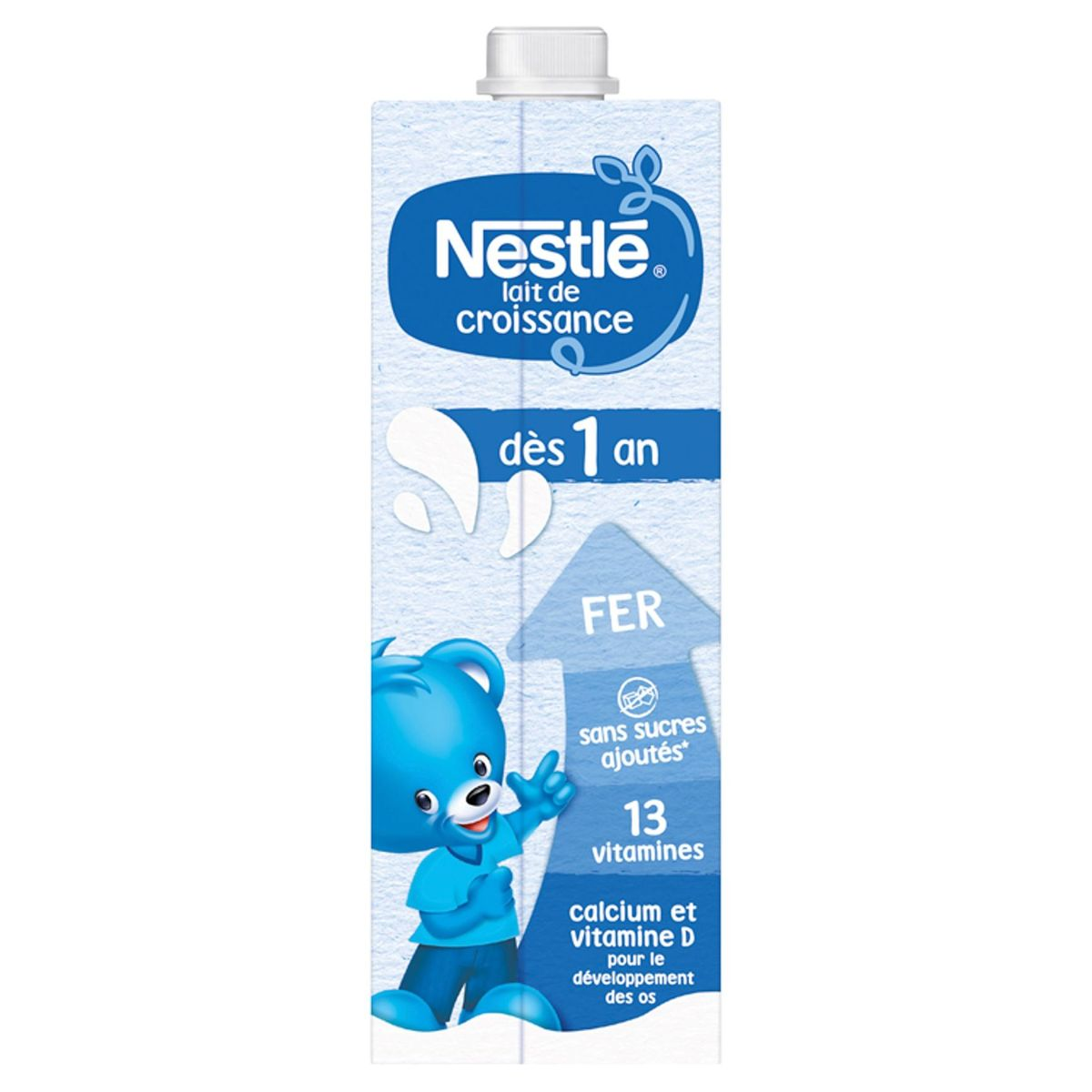 Nestlé Groeimelk 1+ vanaf 1 Jaar 1 L