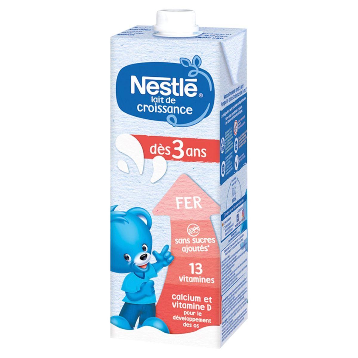 Nestlé® Groeimelk 3+ Vloeibaar Baby vanaf 3 Jaar 1 L