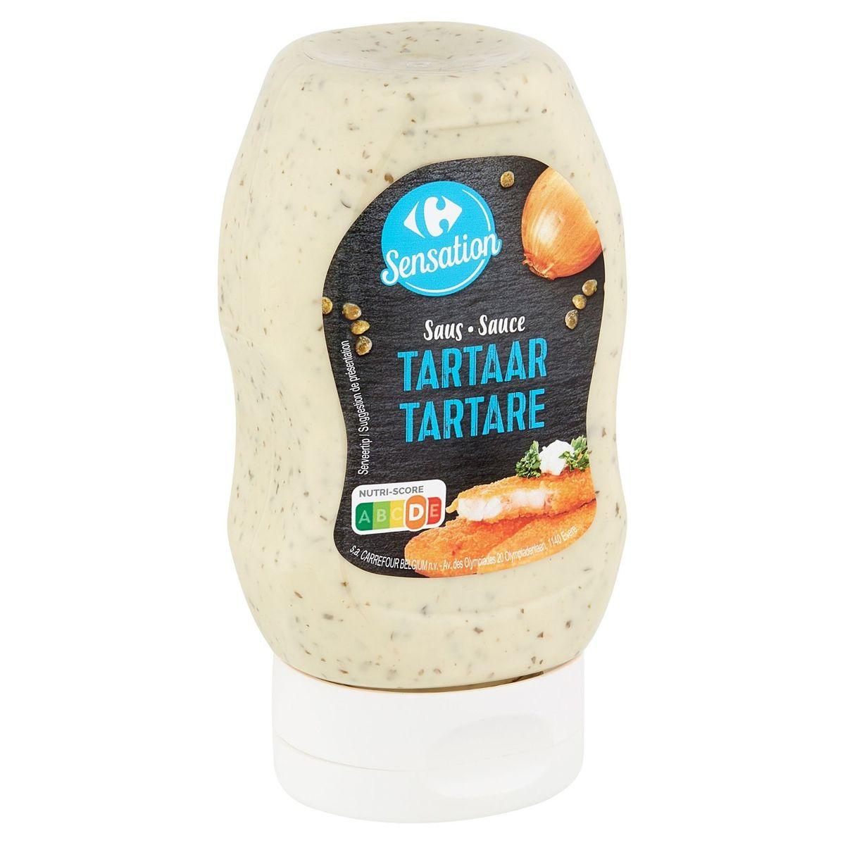 Carrefour Sensation Saus Tartaar 300 ml