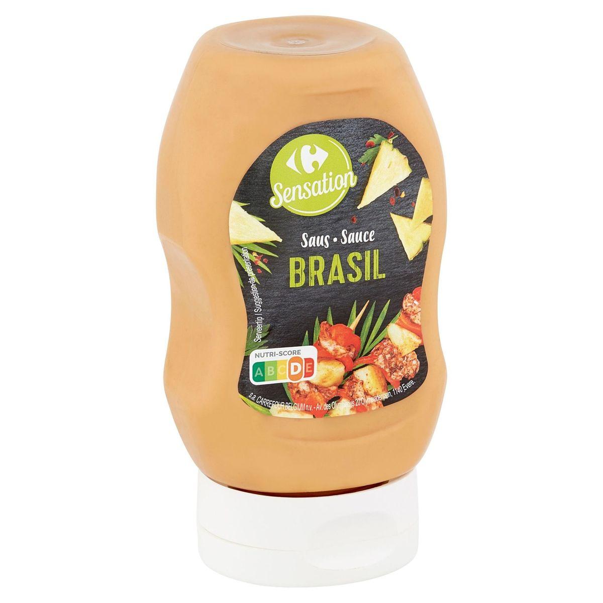 Carrefour Sensation Saus Brasil 300 ml