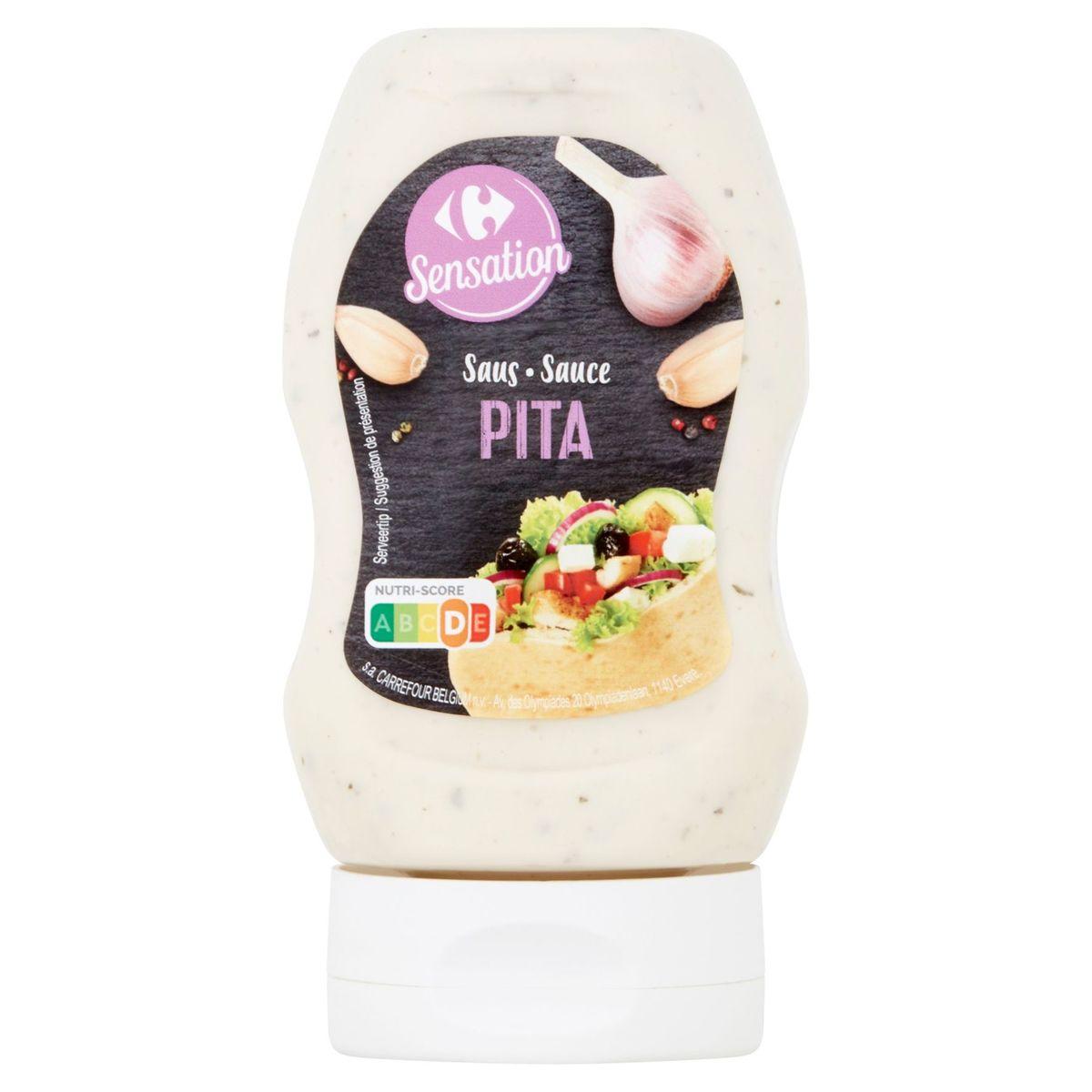 Carrefour Sensation Saus Pita 300 ml