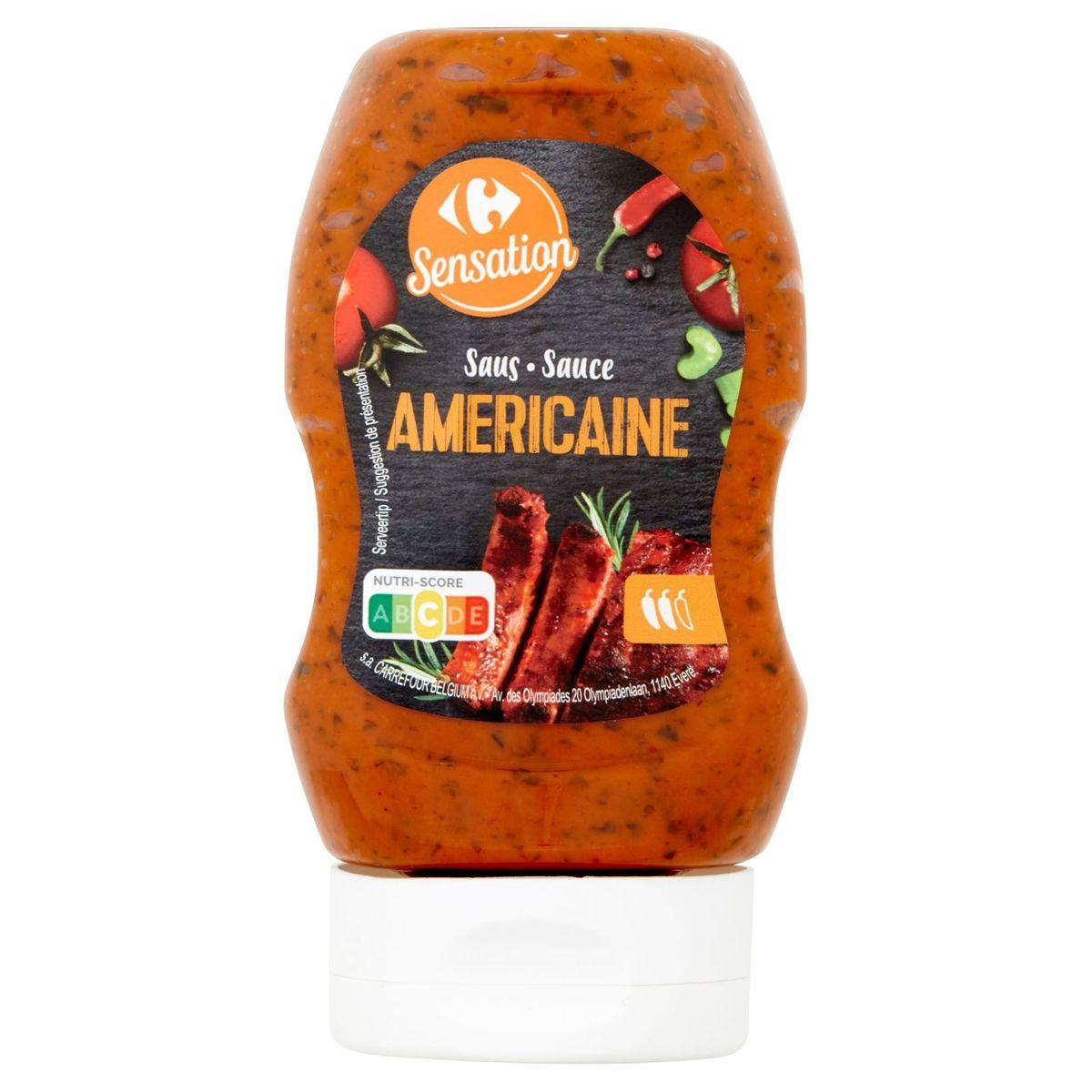 Carrefour Sensation Saus Americaine 300 ml