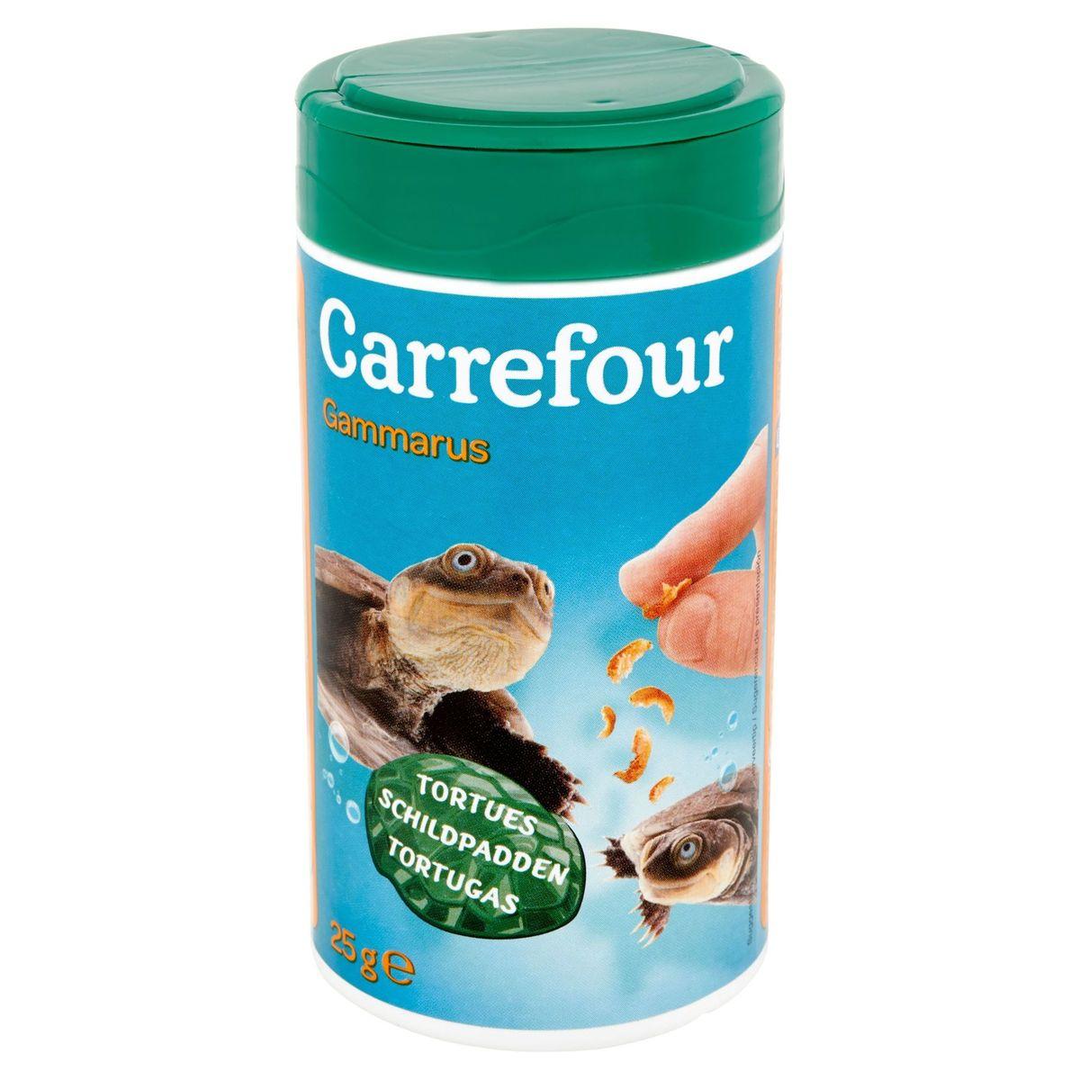 Carrefour Gammarus Schildpadden 25 g