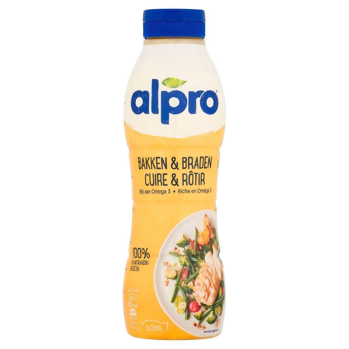Alpro Soya Bakken & Braden 500 ml