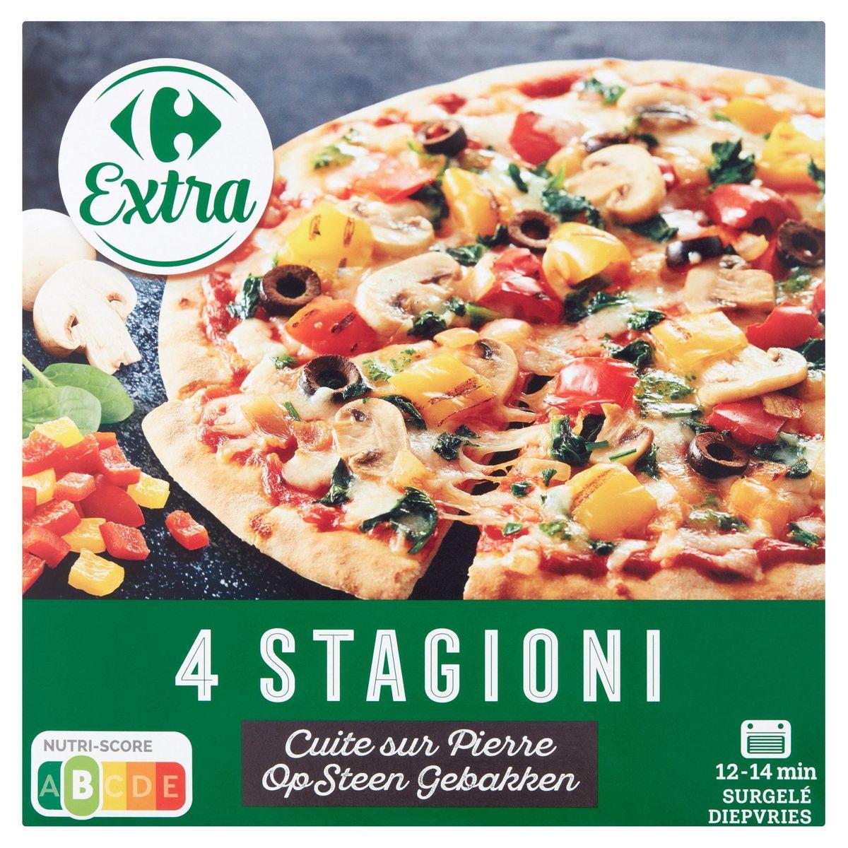 Carrefour Extra 4 Stagioni 400 g